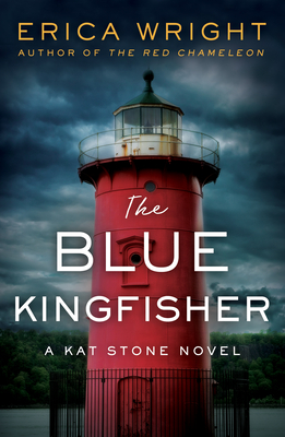 Cover for The Blue Kingfisher (Kat Stone)