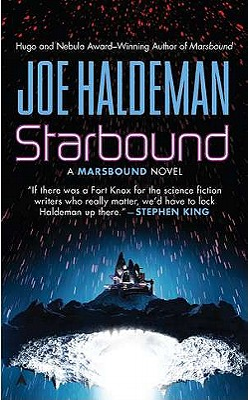 Starbound (A Marsbound Novel #2) Cover Image