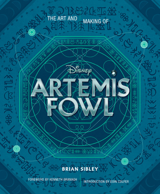 Art and Making of Artemis Fowl (Disney Editions Deluxe) Cover Image