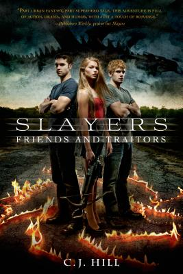 Slayers: Friends and Traitors Cover Image