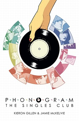 Phonogram, Volume 2 Cover