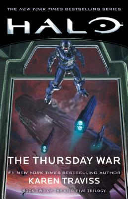 Halo: The Thursday War: Book Two of the Kilo-Five Trilogy Cover Image