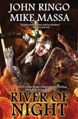 River of Night (Black Tide Rising #8) Cover Image