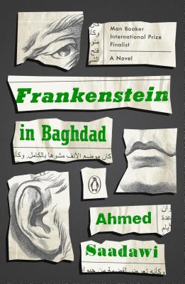 Frankenstein in Baghdad: A Novel Cover Image
