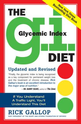 The G.I. (Glycemic Index) Diet Cover Image