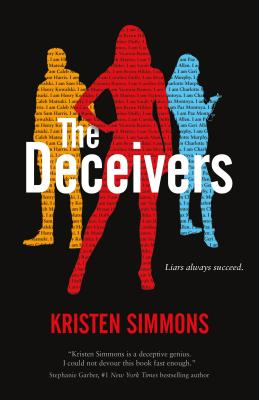 Cover for The Deceivers (Vale Hall #1)