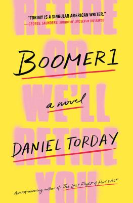 Boomer1: A Novel Cover Image
