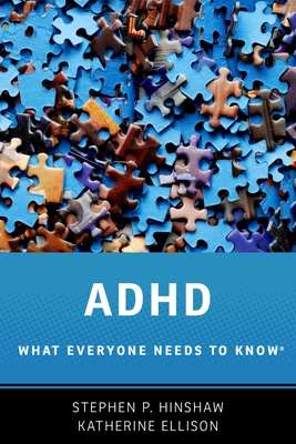 ADHD: What Everyone Needs to Know Cover Image