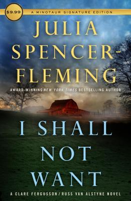 I Shall Not Want: A Clare Fergusson and Russ Van Alstyne Mystery (Fergusson/Van Alstyne Mysteries #6) cover