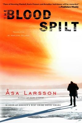 The Blood Spilt Cover Image
