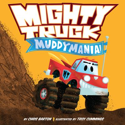 Mighty Truck: Muddymania! Cover Image