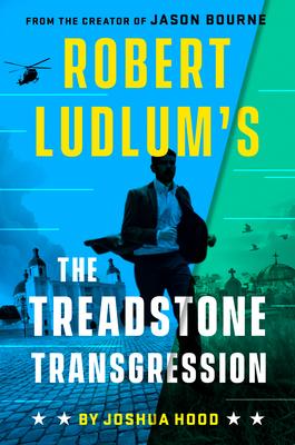 Robert Ludlum's The Treadstone Transgression (A Treadstone Novel #3) Cover Image