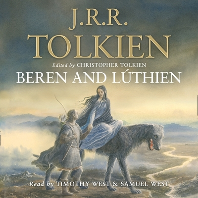 Cover for Beren and Lúthien