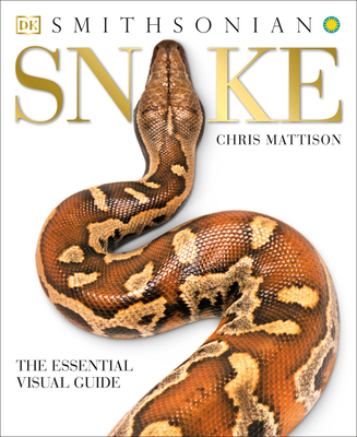 Snake: The Essential Visual Guide Cover Image