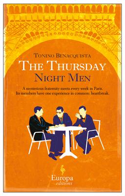 The Thursday Night Men Cover Image