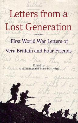 Letters from a Lost Generation Letters from a Lost Generation Letters from a Lost Generation Letters from a Lost Generation Lett Cover