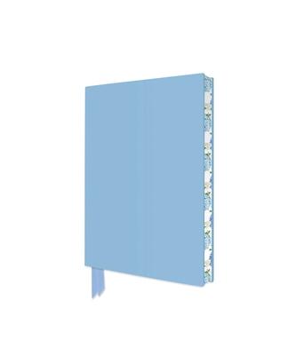 Duck Egg Blue Artisan Pocket Journal (Flame Tree Journals) (Artisan Pocket Journals) Cover Image