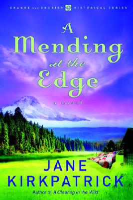 A Mending at the Edge Cover