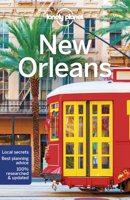 Lonely Planet New Orleans (City Guide) Cover Image
