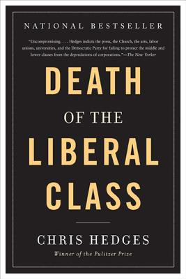 Death of the Liberal Class Cover Image