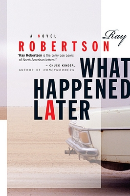 Cover for What Happened Later