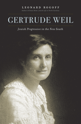 Cover for Gertrude Weil