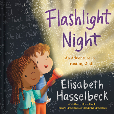 Flashlight Night: An Adventure in Trusting God Cover Image