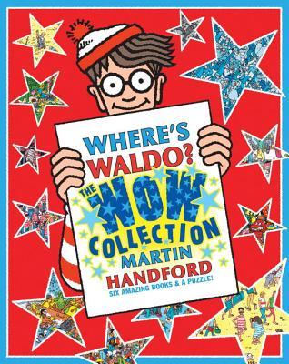 Where's Waldo? Cover