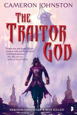 The Traitor God (The Age of Tyranny #1) Cover Image