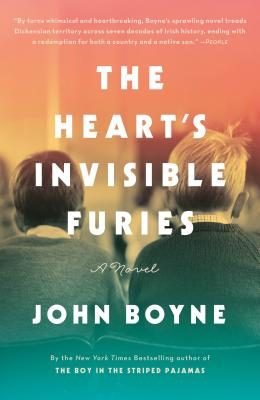 The Heart's Invisible Furies: A Novel Cover Image