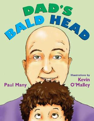 Dad's Bald Head Cover