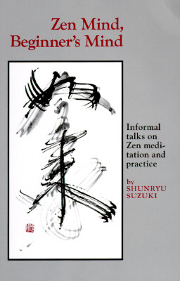 Zen Mind, Beginner's Mind Cover