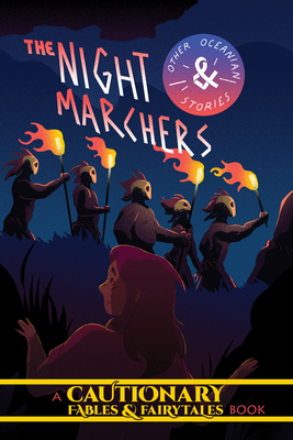 The Night Marchers and Other Oceanian Tales Cover Image