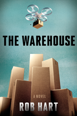 The Warehouse: A Novel Cover Image