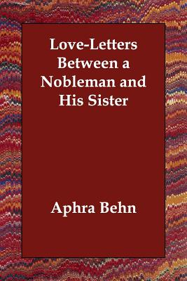 Cover for Love-Letters Between a Nobleman and His Sister