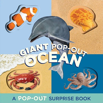Giant Pop-Out Ocean Cover