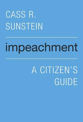 Impeachment: A Citizen's Guide Cover Image