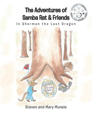Cover for The Adventures of Samba Rat & Friends