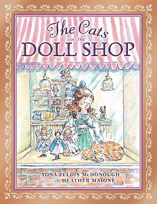 The Cats in the Doll Shop Cover