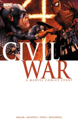 Civil War: A Marvel Comics Event cover image