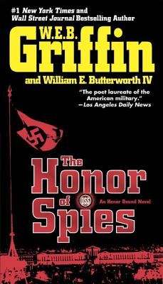 The Honor of Spies (Honor Bound #5) Cover Image