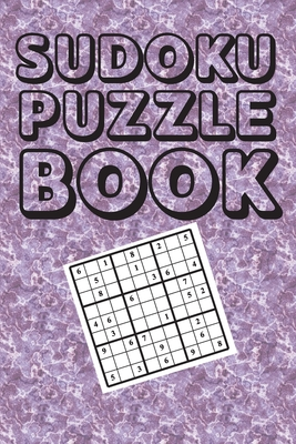 Sudoku Puzzle Book: Best sudoku puzzle gift idea, 400 easy, medium and hard level. 6x9 inches 100 pages. Cover Image