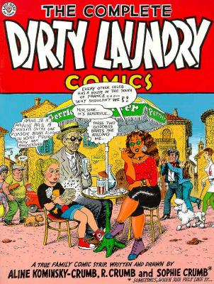 Complete Dirty Laundry Cover