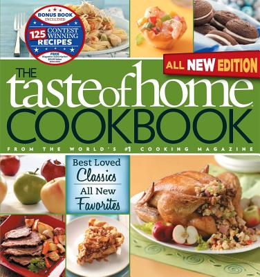 Taste of Home Cookbook, All New 3rd Edition with Contest Winners Bonusbook Cover