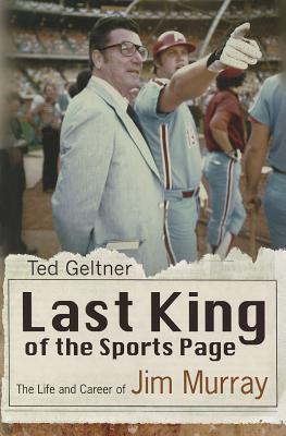 Last King of the Sports Page Cover
