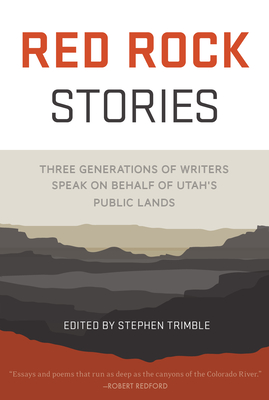 Red Rock Stories Cover