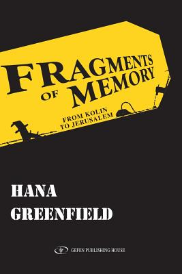 Cover for Fragments of Memory