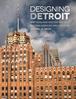 Designing Detroit Cover