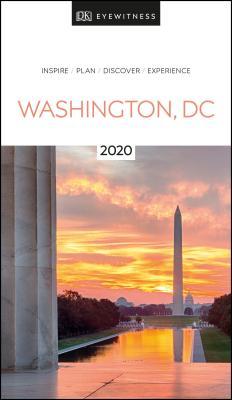 DK Eyewitness Washington, DC: 2020 (Travel Guide) Cover Image