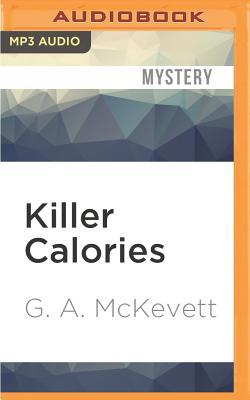 Killer Calories (Savannah Reid Mysteries #3) Cover Image